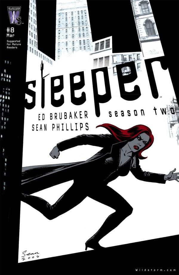 Sleeper: Season Two #8 (of 12)