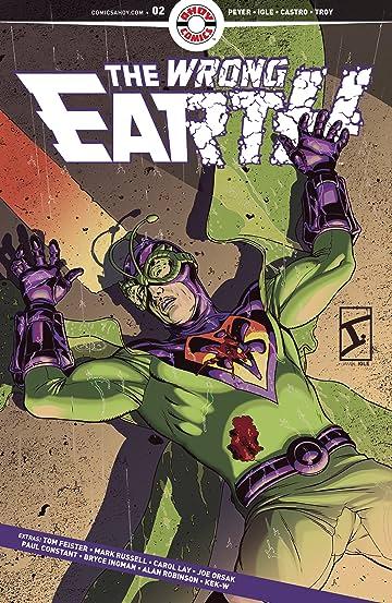 The Wrong Earth No.2