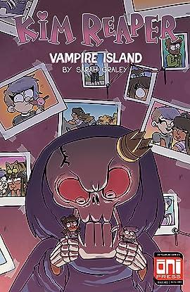 Kim Reaper: Vampire Island #3