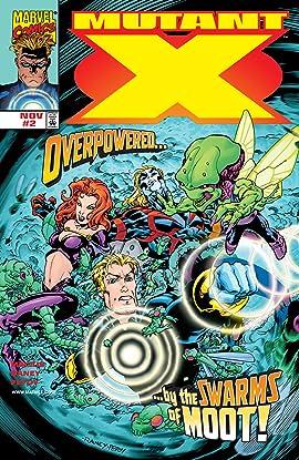 Mutant X (1998-2001) #2