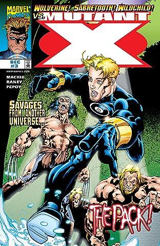 Mutant X (1998-2001) #3
