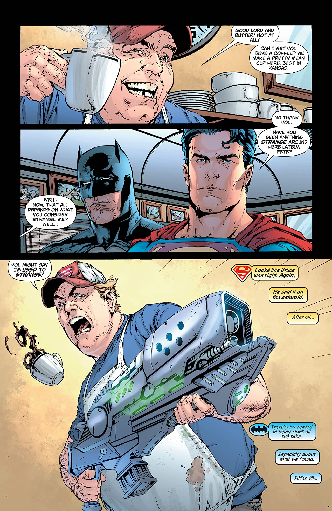 Superman/Batman #47