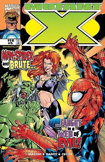 Mutant X (1998-2001) #5