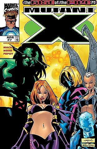 Mutant X (1998-2001) #7
