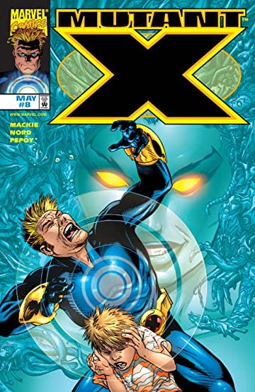 Mutant X (1998-2001) #8