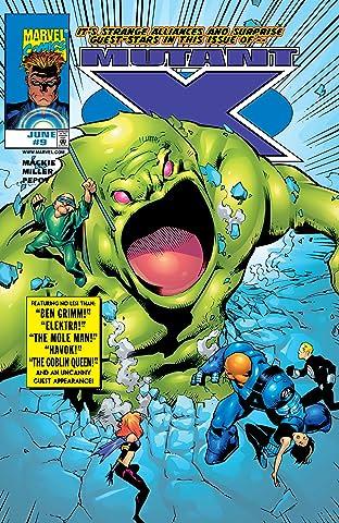 Mutant X (1998-2001) #9