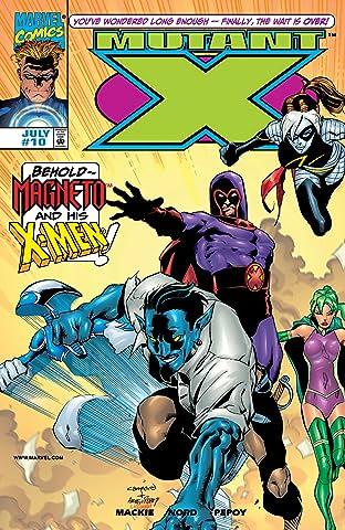 Mutant X (1998-2001) #10