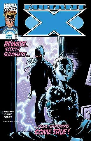 Mutant X (1998-2001) #11