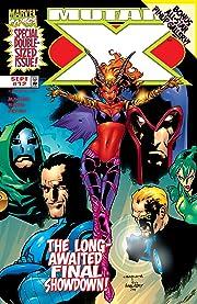 Mutant X (1998-2001) #12