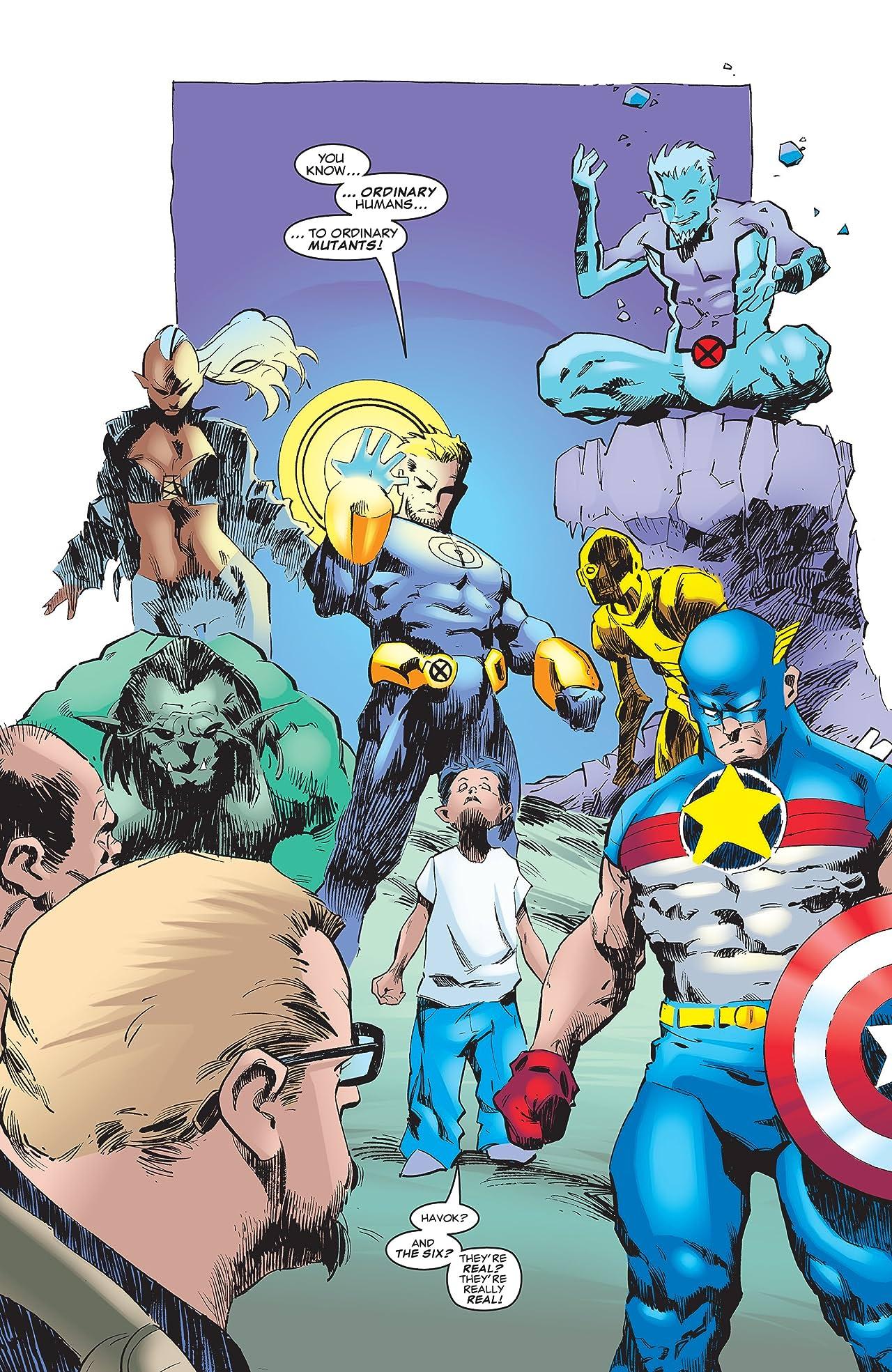 Mutant X (1998-2001) #16