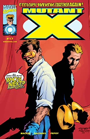 Mutant X (1998-2001) #17