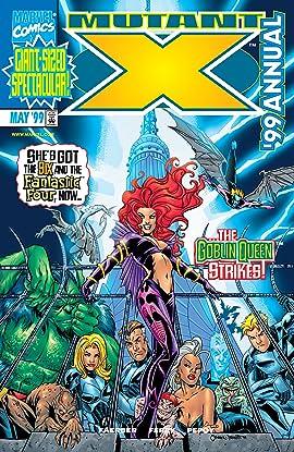 Mutant X Annual 1999 #1