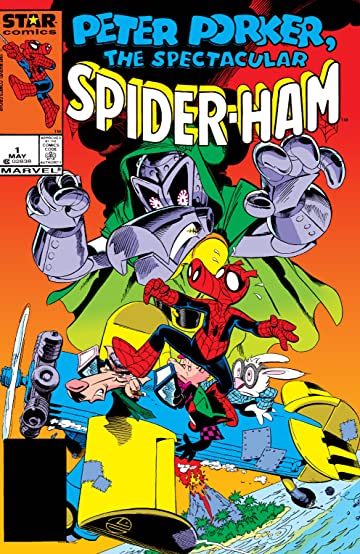 Peter Porker, The Spectacular Spider-Ham (1985-1987) #1