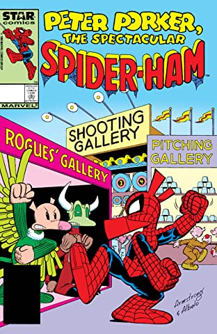 Peter Porker, The Spectacular Spider-Ham (1985-1987) #2
