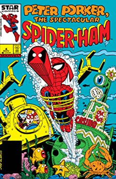 Peter Porker, The Spectacular Spider-Ham (1985-1987) #4