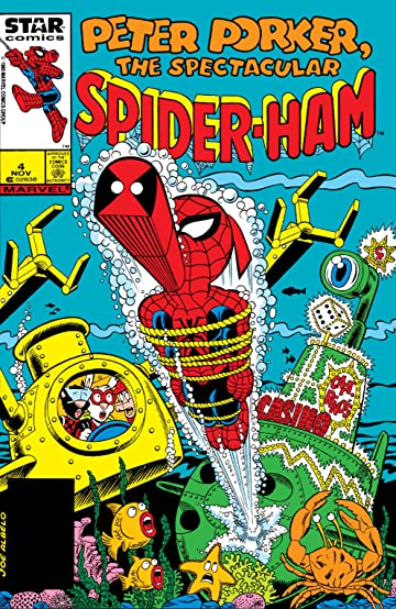 Peter Porker, The Spectacular Spider-Ham (1985-1987) #4
