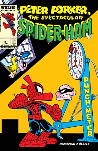 Peter Porker, The Spectacular Spider-Ham (1985-1987) #5