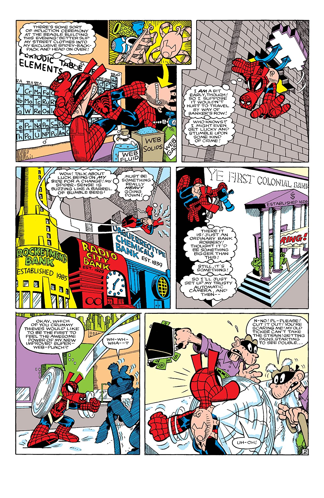 Peter Porker, The Spectacular Spider-Ham (1985-1987) #5