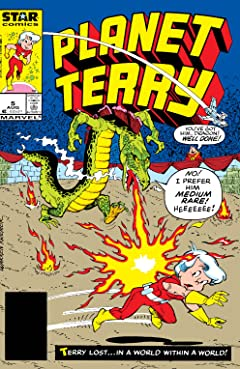 Planet Terry (1985-1986) #5