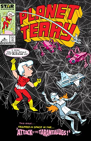 Planet Terry (1985-1986) #6