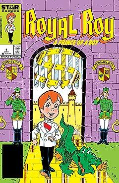 Royal Roy (1985) #1