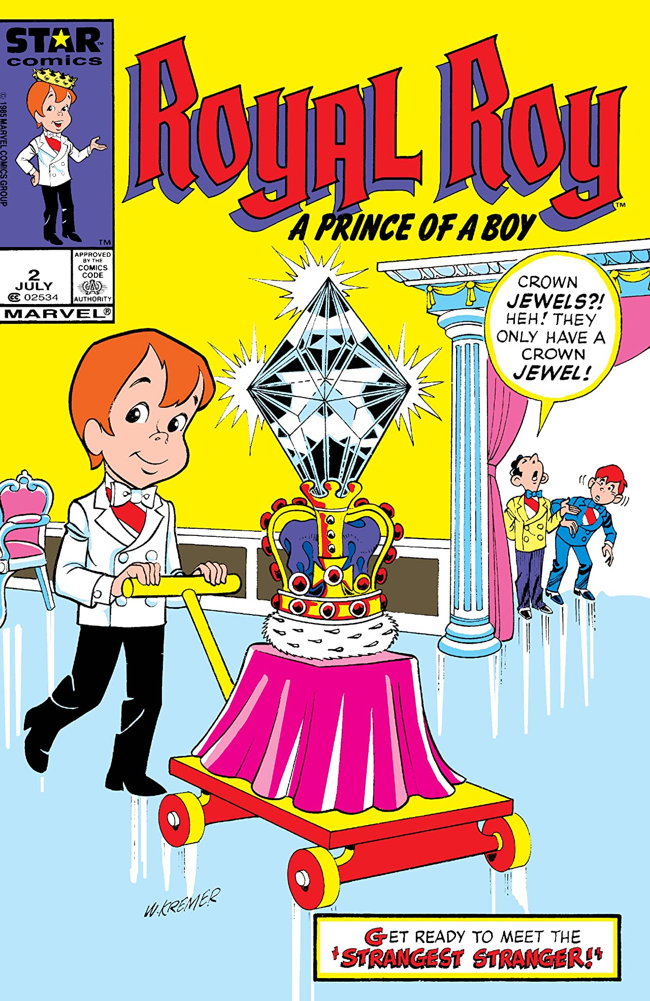 Royal Roy (1985) #2