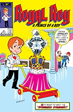 Royal Roy (1985) #2