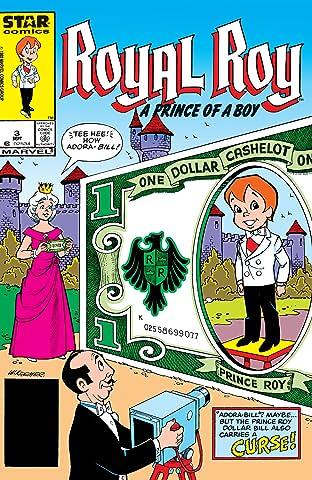 Royal Roy (1985) #3