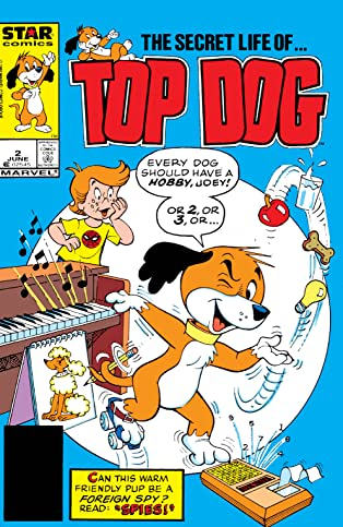 Top Dog (1985-1987) #2
