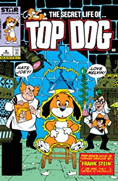 Top Dog (1985-1987) #6