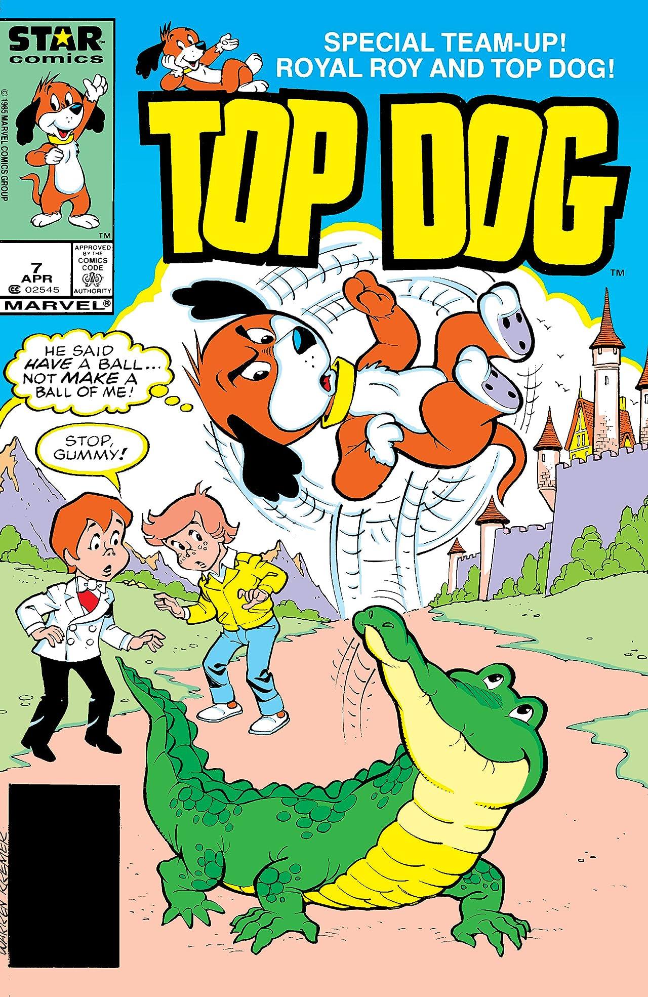 Top Dog (1985-1987) #7