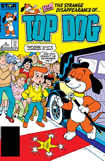 Top Dog (1985-1987) #8