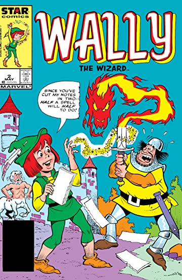 Wally the Wizard (1985) #2