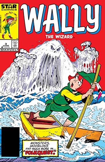 Wally the Wizard (1985) #3