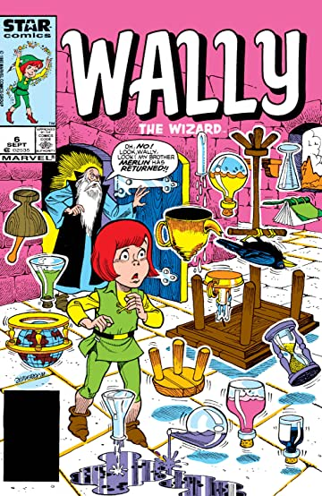 Wally the Wizard (1985) #6