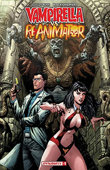 Vampirella vs. Reanimator #1