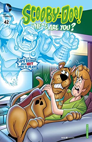 Scooby-Doo, Where Are You? (2010-) No.42