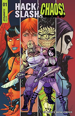 Hack/Slash vs. Chaos #1