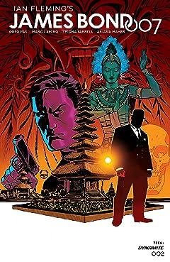James Bond: 007 (2018-) #2