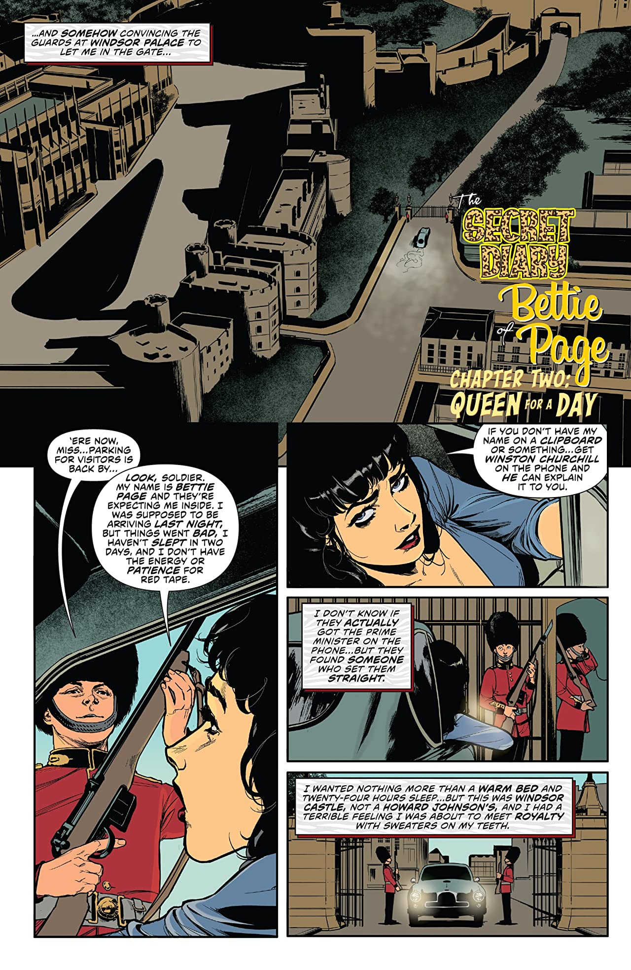 Bettie Page Vol. 2 #2