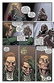 Battlestar Galactica Classic #2