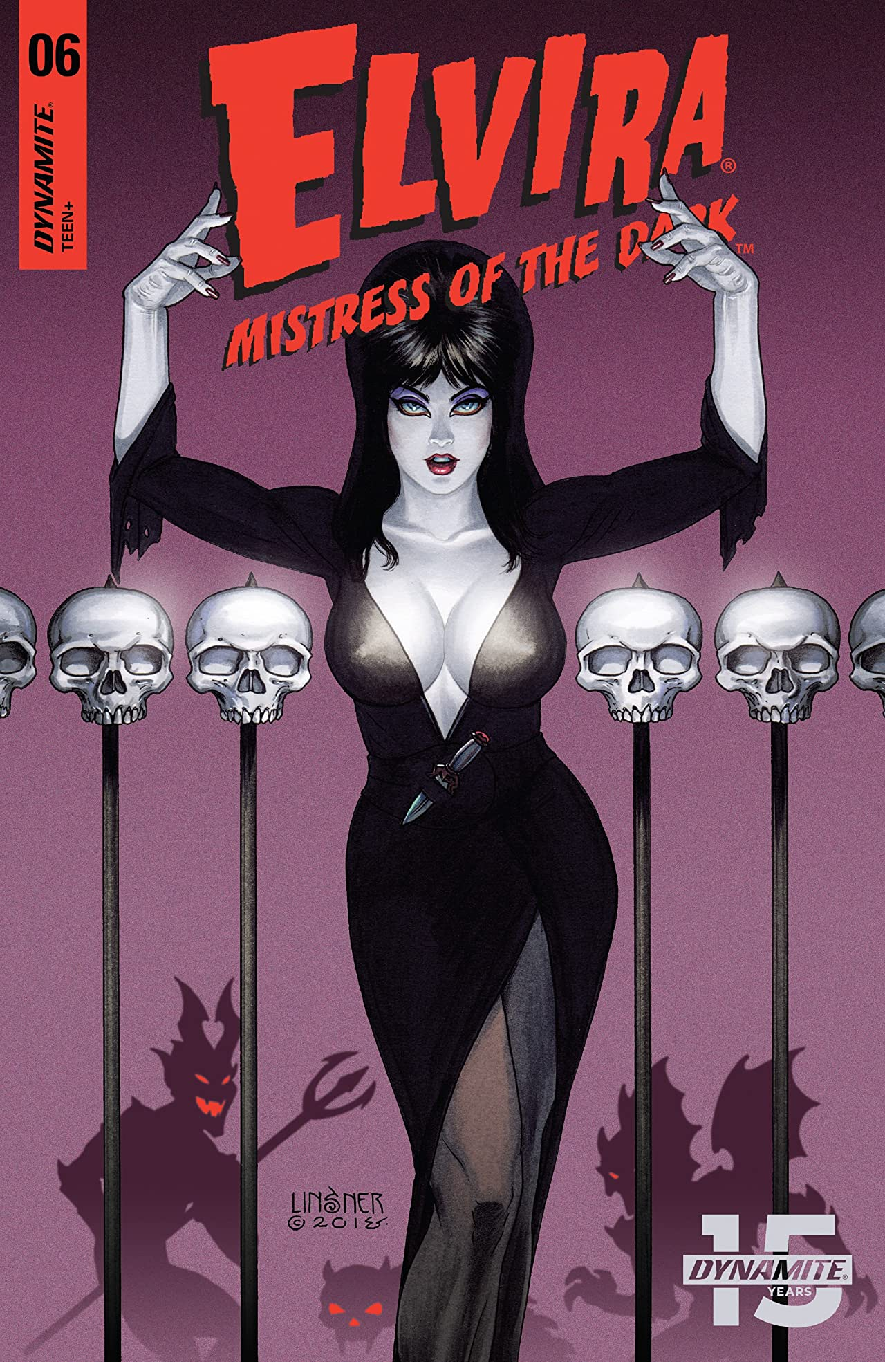 Elvira: Mistress Of The Dark #6