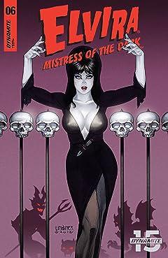 Elvira: Mistress Of The Dark No.6