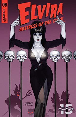 Elvira: Mistress Of The Dark No.6
