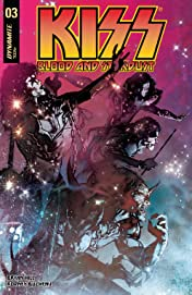 Kiss: Blood and Stardust #3