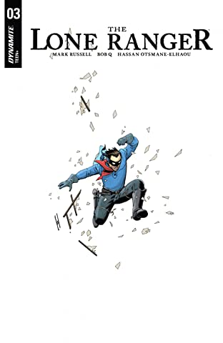 The Lone Ranger Vol. 3 (2018-) #3