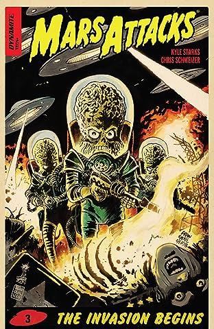 Mars Attacks #3