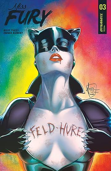 Miss Fury (2018-) #3