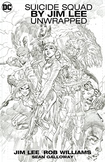 Suicide Squad by Jim Lee Unwrapped