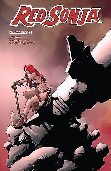 Red Sonja Vol. 4 #24